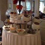 breakfast @ Fairview