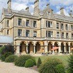 Walton Hall Hotel from Garden