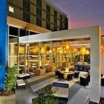 Citrus Patio at Renaissance ClubSport Hotel