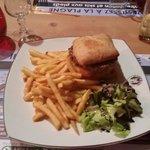 Hamburger savoyard le 05 août 2014