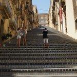 Staircase of Santa Maria del Monte (La Scala)