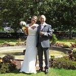 Our wedding day at Cedar Court Hotel Harrogate