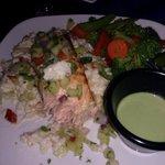 Wasabi Salmon...loved!