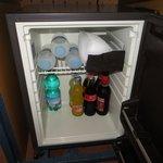 Kühlschrank voll Eis- tolle Wartung! lol