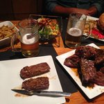 Burger & viande pour 2