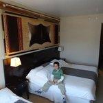 Camas habitacion Alejandro I