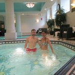 this is the pool we had good time there some peoples how go to this hotel are not to educate