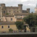 Die Burg von Bracciano