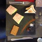 Le foie gras maison du chef !!!! C'est un délice.