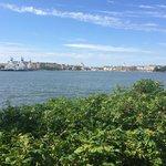View on Helsinki