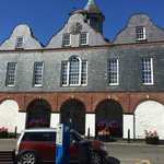 Old Courthouse in Kinsale-Site of Lusitania Inquest
