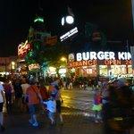Giant Burger King