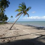 Praia belísssima