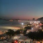 Copacabana à noite