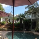 pool side rooms