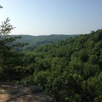 Conkles Hollow Rim Trail