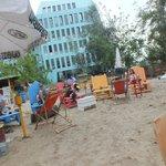 Jamaican Beach Bar
