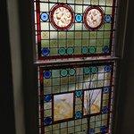 Gorgeous stairwell window