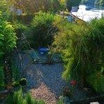 petit salon de jardin