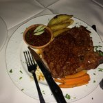 This was the best steak ive ever tasted recomended to go