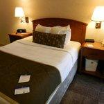 1 quuen bed room