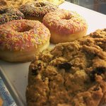 Cookies and donuts
