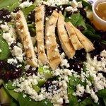 Craisen and Apple Salad