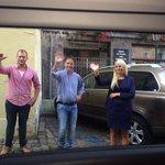 Amazing people_ Bishi , Frank, and Magdalena