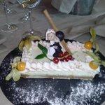 tarta de los novios