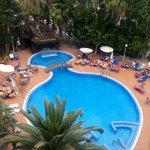 Room 507 pool view