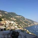 Breathtaking view of Positano!