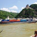 Rhine valley castles
