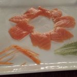 Sashimi @ Wok Asian Restaurant