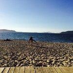 playa de lujo