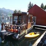 Funky Fishing Boat