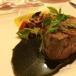 Amazing veal!