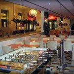 Stayokay Hostel (bar y comedor)