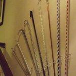 Glass walking Sticks