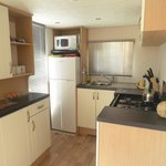 Caravan - kitchen