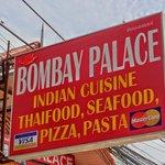 Neben indischer Küche wird noch allerhand Anderes angeboten