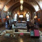 The private office of Mr. William Randolph Hearst