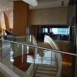 hotel sky lobby (15th floor)