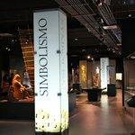 Beautiful exhibit space