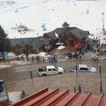 Las lenas sempre um lugar ideal para quem quer descansar , praticar esqui e curtir bons restaura