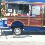 Scales food truck and bar at Gardners Basin