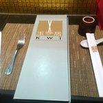 Kwi Chinese restaurant at Caesars