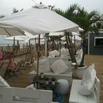 Bungalow Beach bar. This place rocks!!