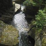 Fallsclose to hotel, brief hike