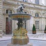 Fontaine Hôtel de ville