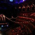 Interior do Albert Hall